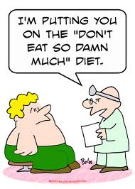 don't eat so much diet