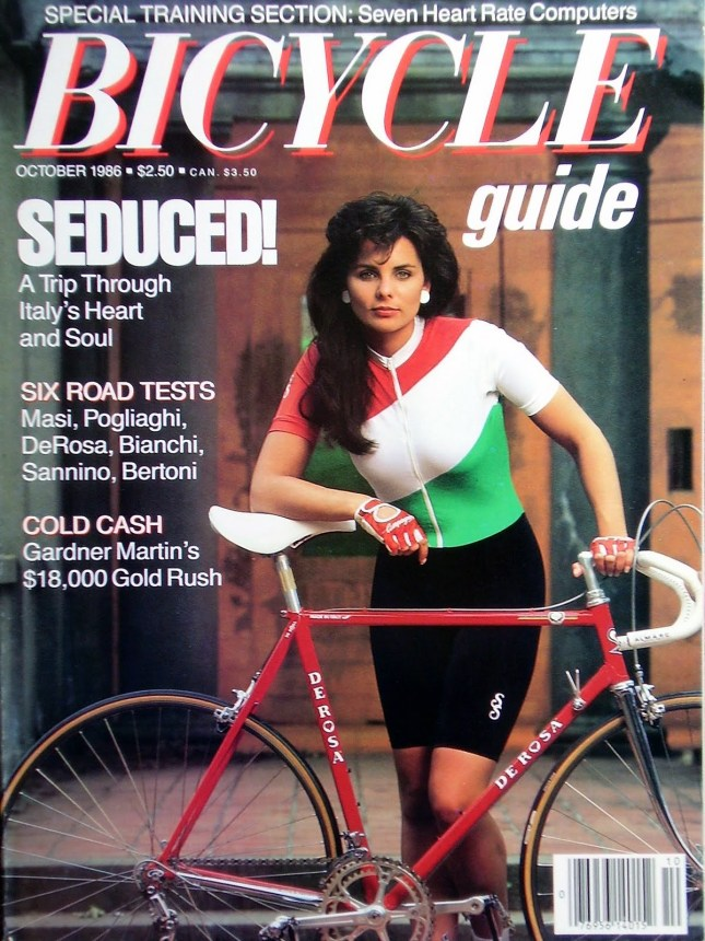 Bicycle Guide 1986