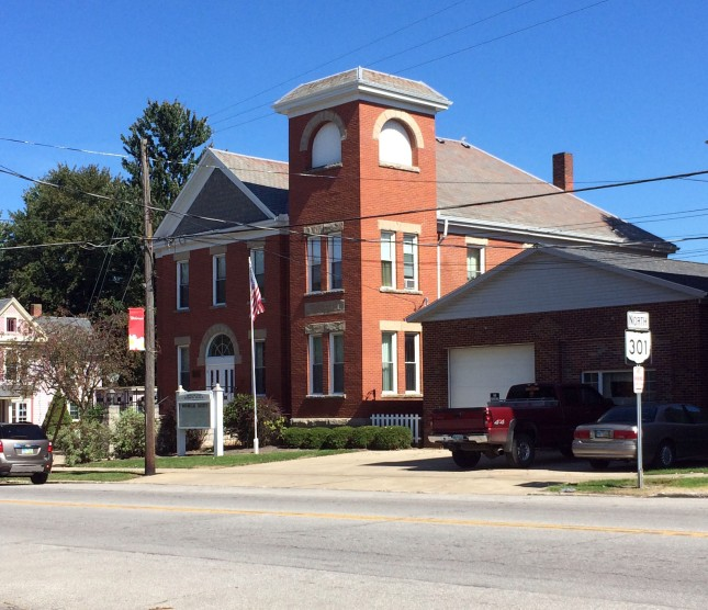 Spencer town hall